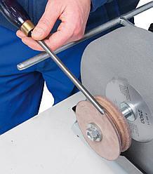 Профилированный кожаный хонинговальный диск для NTS 250 Pro
