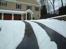Системы снеготаяния открытых площадей