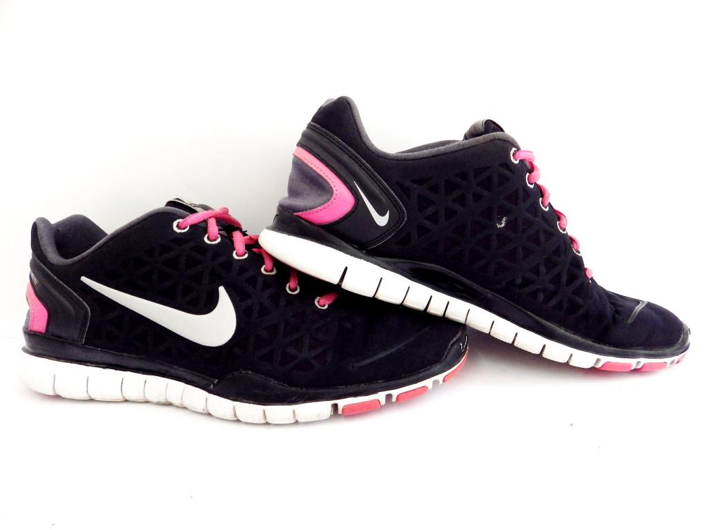 Кроссовки беговые Nike Free TR Fit 2100% ОРИГИНАЛ р-р 42 (27см) (Б/У, СТОК) original лёгкие сетка