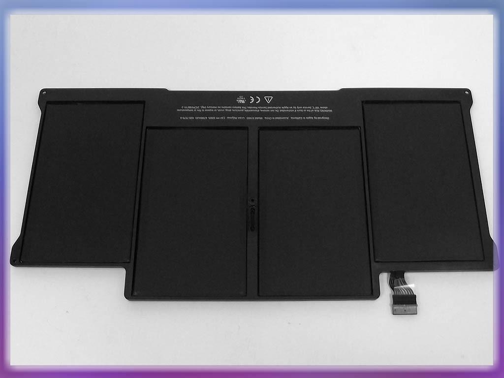 Аккумулятор Apple A1405, A1466 7.3V 5200 mAh 50Wh Black. Apple MacBook