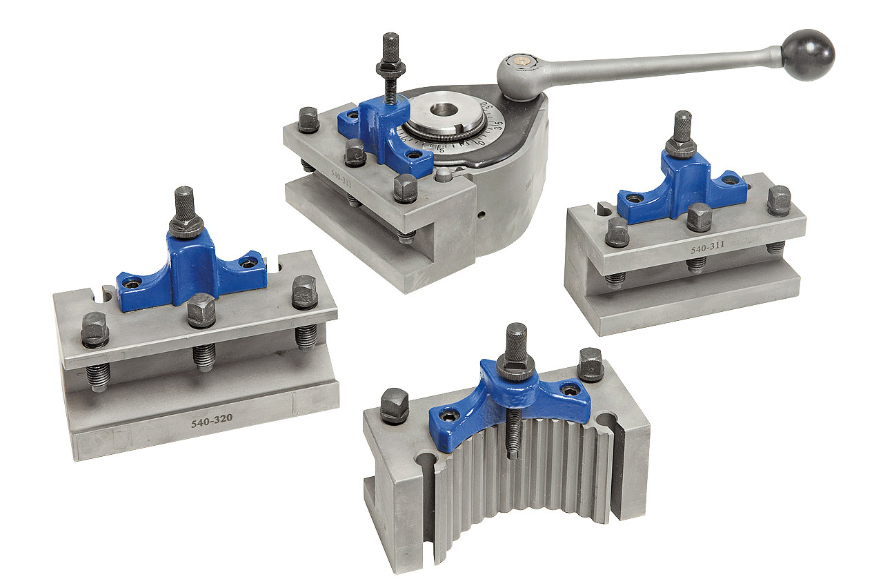 Быстросменный стальной держатель Multifix размер B