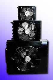Конденсатори повітряного охолодження