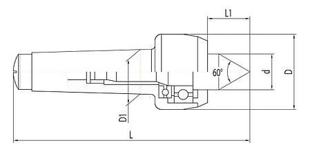 Вращающийся центральный точечный тип ПК - МК 3, фото 2