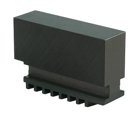 М'які моноблочні кулачки SJ-PS4-250, фото 2