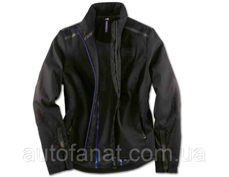 Мужская демисезонная куртка BMW M Jacket, Men, Black (80142454694)