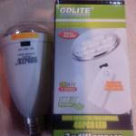 Лампа светодиодная аккумуляторная GDlite GD-5007HP