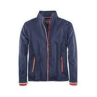 Мужская флисовая куртка BMW Golfsport Fleece Jacket, Men, Navy Blue