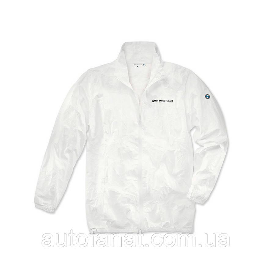 Мужская куртка BMW Motorsport Paper Jacket, Men, White (80142446416) S