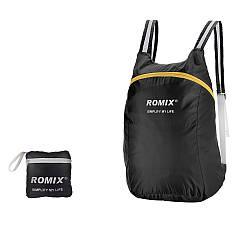 Рюкзак ROMIX 18 л Black