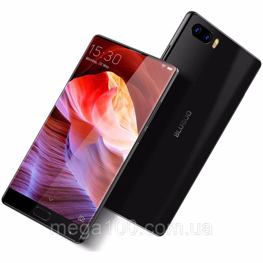 "Смартфон Bluboo S1 черный (экран 5.5"", памяти 4GB RAM+64GB ROM, батарея 3500 мАч)"