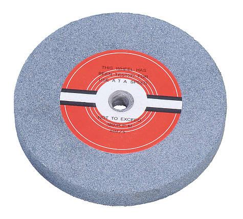 Шлифовальный круг 200 x 25,4 x 15,88 мм - K60, фото 2
