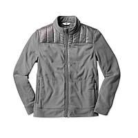 Мужская флисовая куртка BMW Fleece Jacket, Men, Space Grey