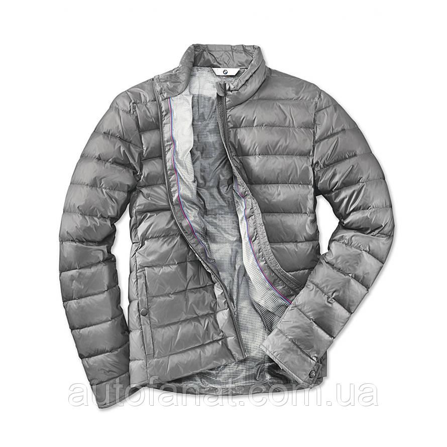 Мужская пуховая куртка BMW Summer Down Jacket, Men, Space Grey