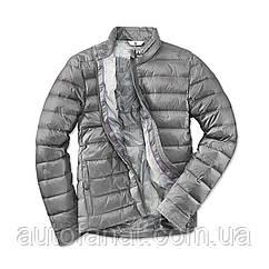 Оригинальная мужская пуховая куртка BMW Summer Down Jacket, Men, Space Grey (80142411092)