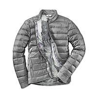 2ee6a04e6448ea Оригинальная мужская пуховая куртка BMW Summer Down Jacket, Men, Space Grey  (80142411092)