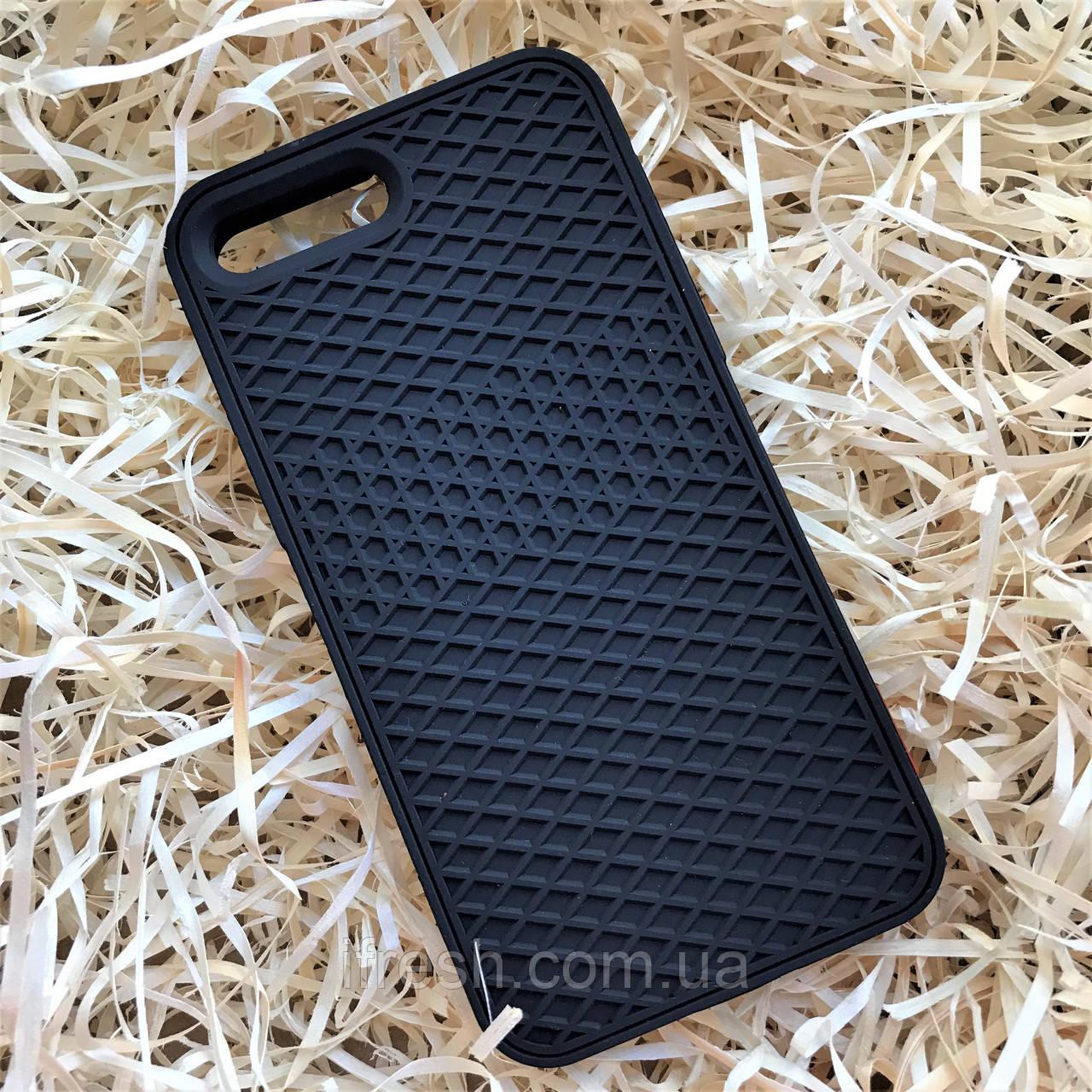 Чехол подошва VANS для iPhone 7+, черный