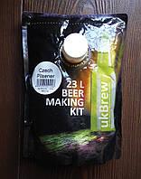 "UK Brew ""Czech Pilsener"" (экстракт 1.6кг)"
