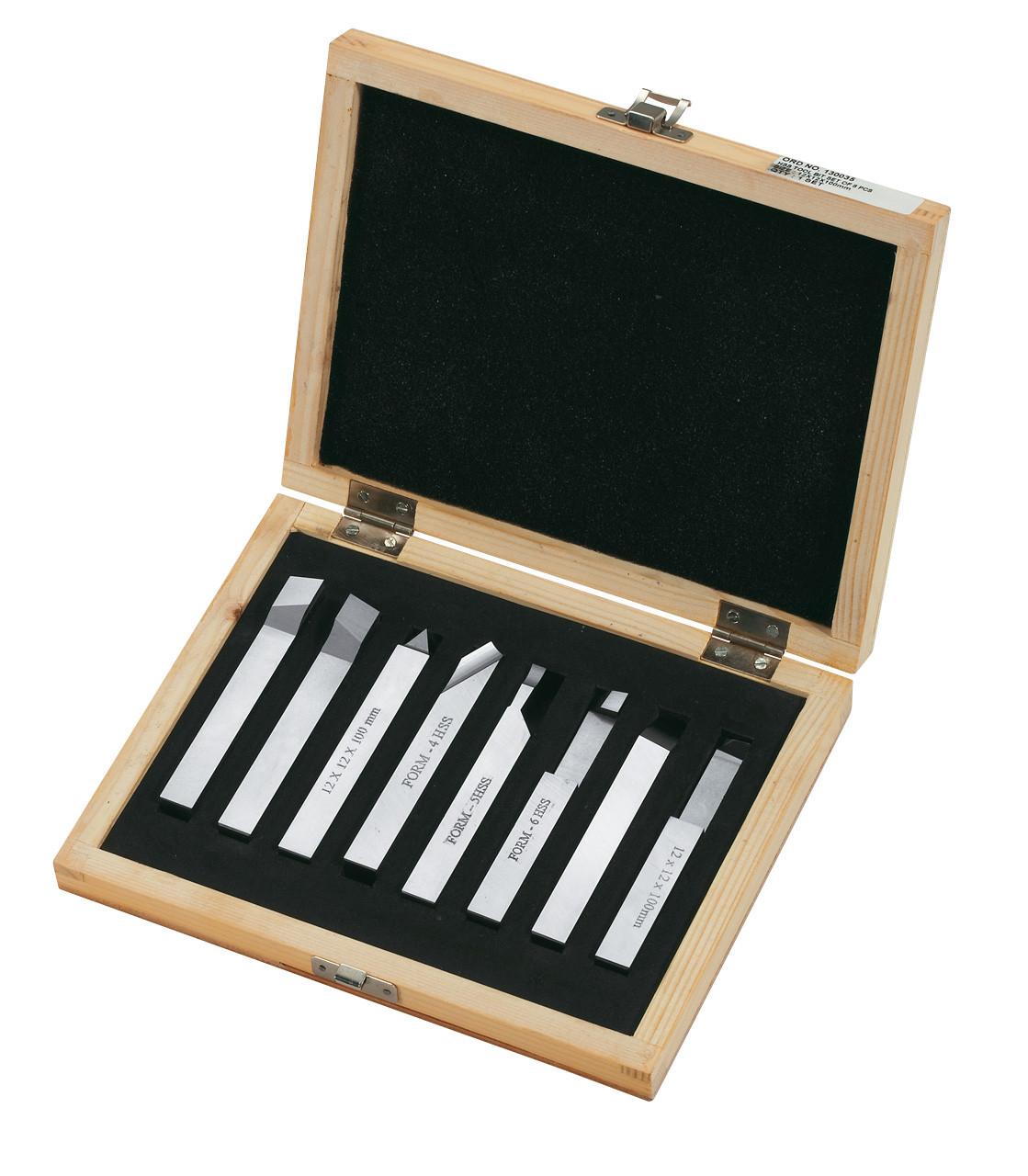 Комплект инструментов HSS, 16 мм, 8 шт.