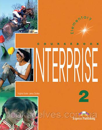ENTERPRISE 2 student's Book