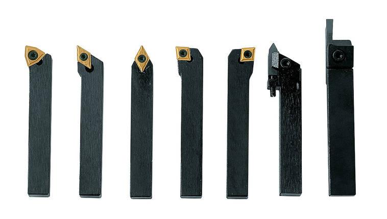 Токарный инструмент TiN-покрытие, 8 мм, комплект A, фото 2