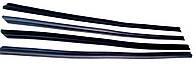 Уплотнители опускных стёкол нижние (фетры) ВАЗ 2108 БРТ