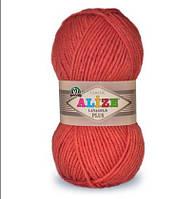 Пряжа нитки для вязания полушерсть Alize Lanagold Plus