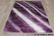 Ковры Majesty  2714a purple-white
