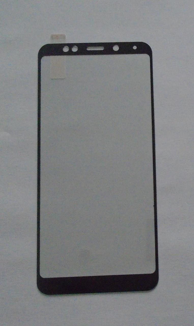 Защитное 3D стекло Xiaomi Redmi 5 plus Black full Screen