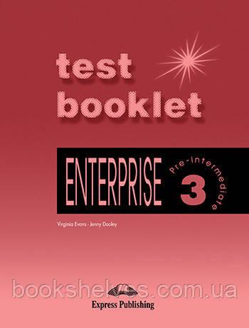 Enterprise 3 Test Booklet