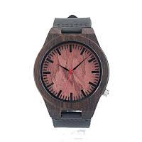 Часы наручные Bobo Bird B15 Черные (2815)
