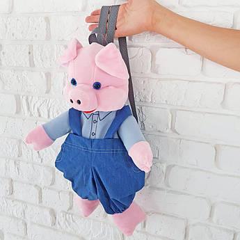 Детский рюкзак Поросенок Хрюша Символ 2019 года