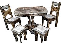 Комплект меблів під старину Гетьман