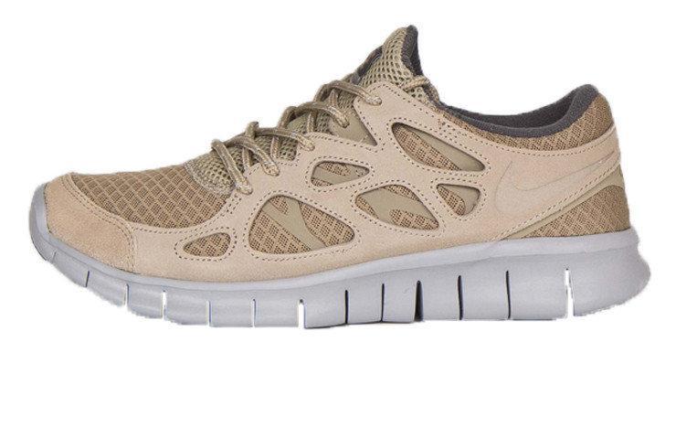 f2727114 Мужские кроссовки Nike Free Run 2 Brown (Реплика ААА класса) - FREE CHOICE -