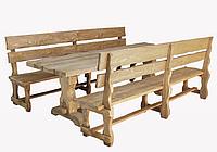 Комплект меблів під старину Мисливець