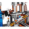 "Конструктор Майнкрафт ""Шахта"" Bela 10179 аналог Лего 21118, 926 деталей., фото 5"