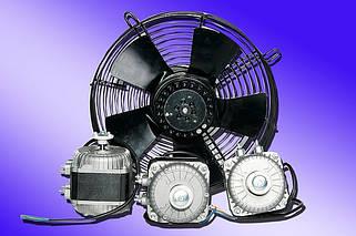 Вентилятори і комплектуючі до них