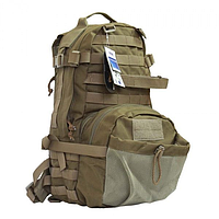 Рюкзак Flyye Jumpable Assault Backpack Coyote brown (FY-PK-M009-CB)