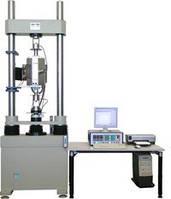 Электромеханические испытательные машины серии LFMZ 20-400 кН с центральным приводом.