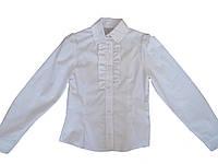Блузка для девочки  MM DadaK белая  140, фото 1
