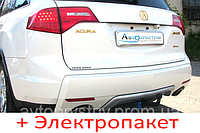 Фаркоп съемный на двух болтах Acura МDX Кроссовер (2006-2014)