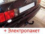 Знімний Фаркоп на двох болтах Audi 80 (В4) Седан / Універсал (1991-1995)