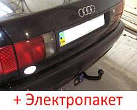 Фаркоп сварной усиленный Audi 80 (В4) Седан / Универсал (1991-1995)