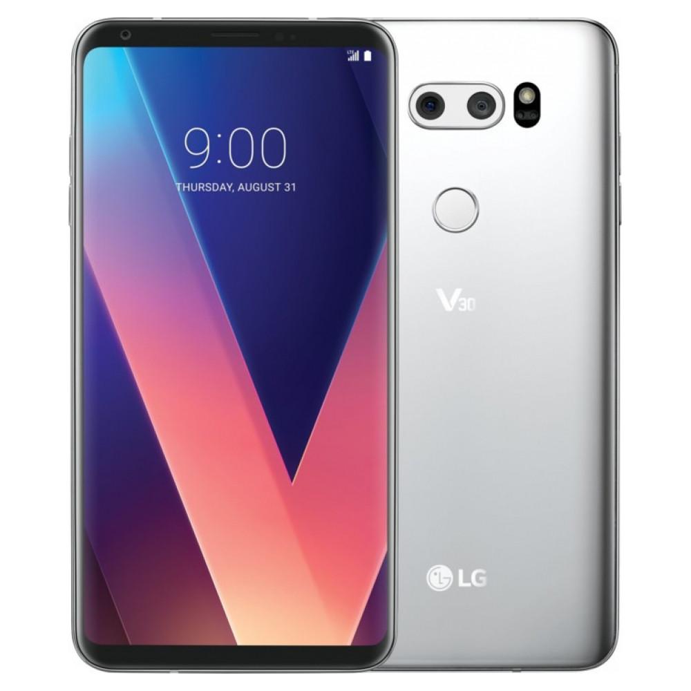Смартфон LG V30 64GB Silver