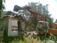 Демонтаж кирпичных домов дач - Киевская область, фото 1