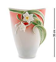 Ваза Pavone Нарциссы 35 см (104855)