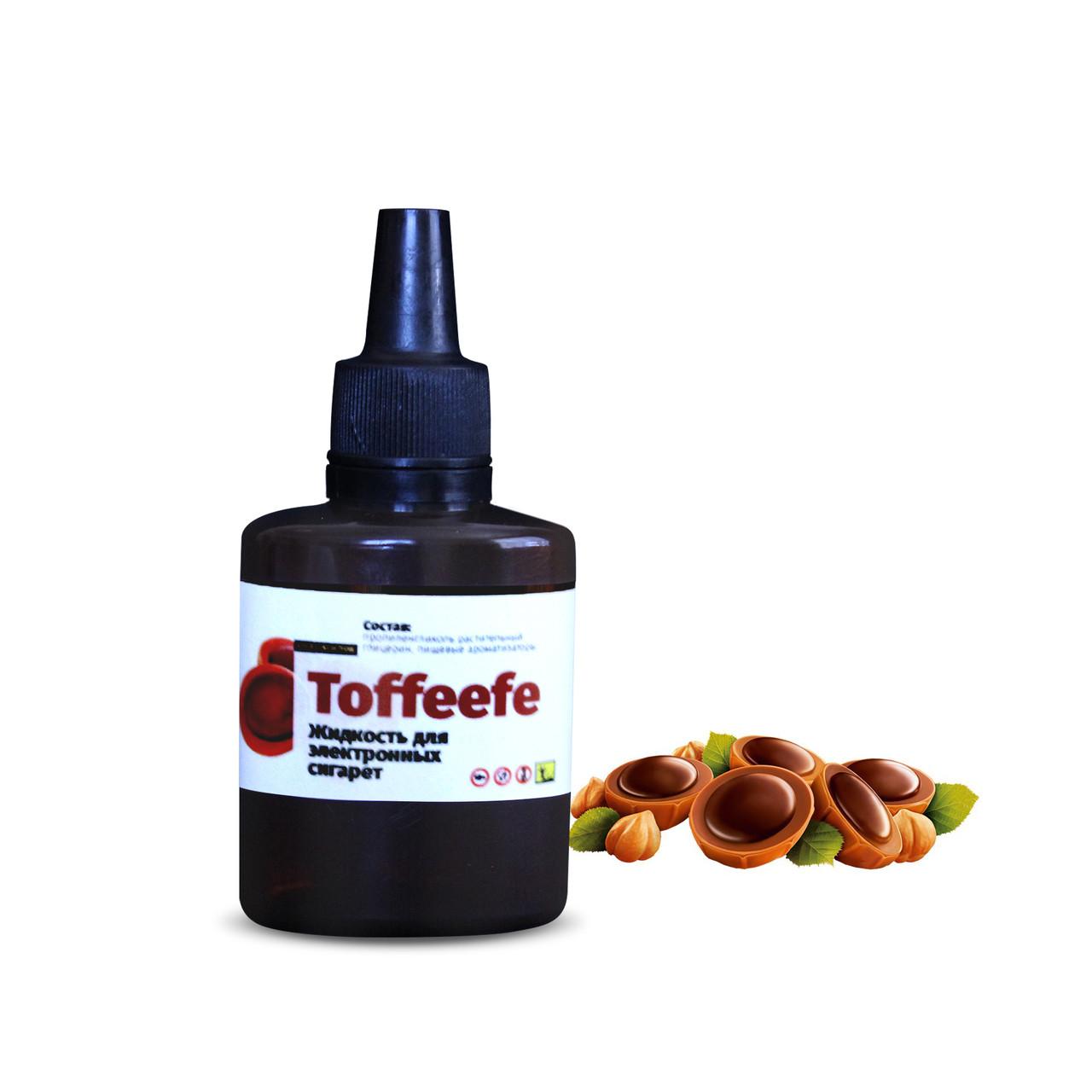 Жидкость для электронных сигарет 4ISTO VAPE Toffifee 30 мл 0 мг/мл