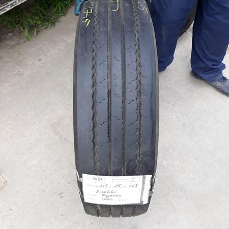 Грузовые шины б.у. / резина бу 215.75.r17.5 Pirelli FR85 Пирелли