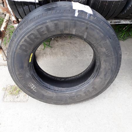 Шины б.у. 215.75.r17.5 Pirelli FR85 Пирелли. Резина бу для грузовиков и автобусов