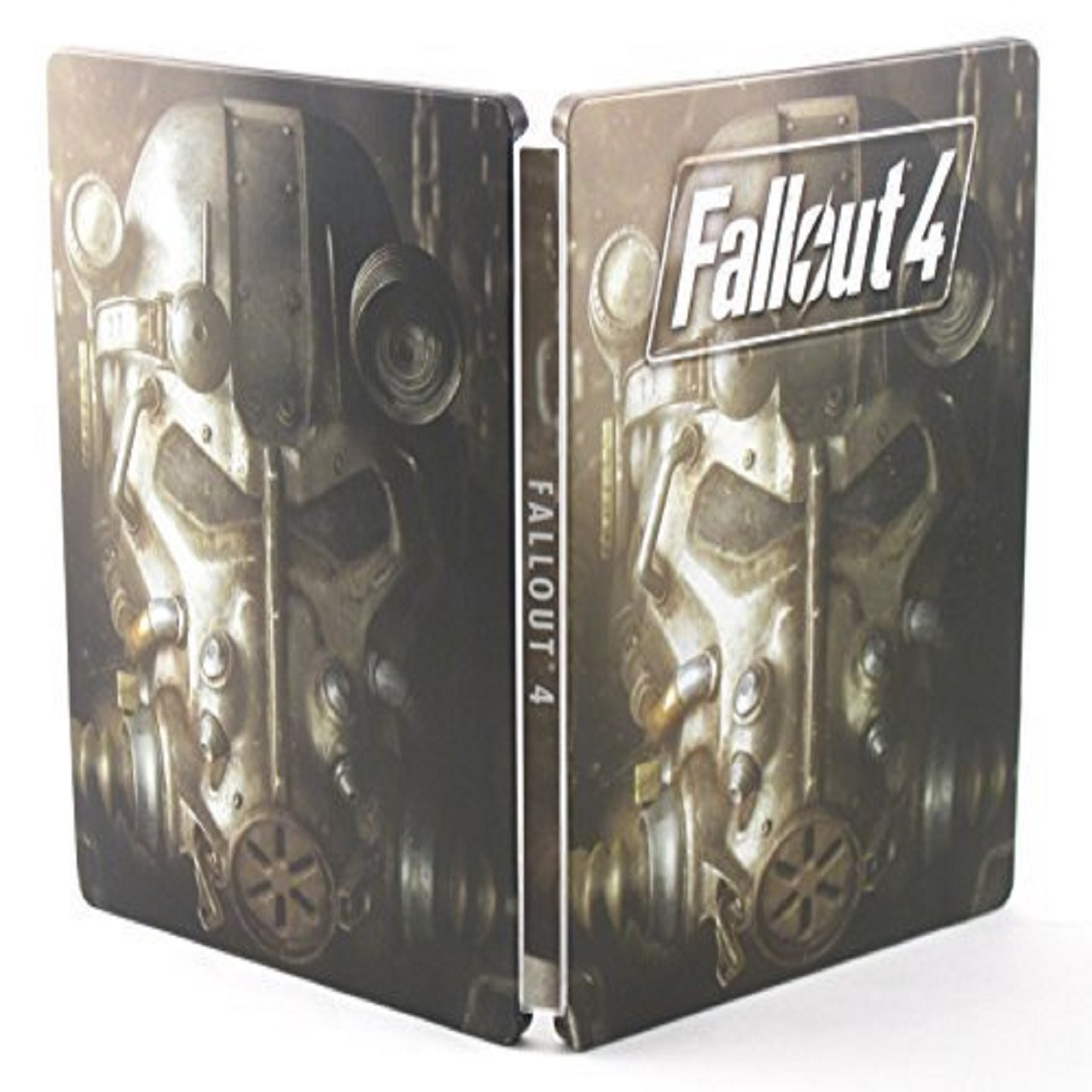Fallout 4 (steelbook) (английская версия) PS4 (Б/У)