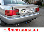 Фаркоп съемный на двух болтах Audi 100 (С4) Cедан (1990-1998)